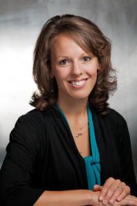 Jenna Liechty Martin, development associate for Mennonite Mission Network